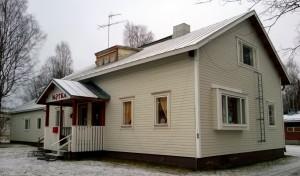 Metka-kylätalo